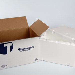 Large Sample Shipping Box