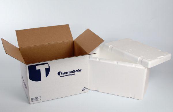 Large Sample Shipping Box
