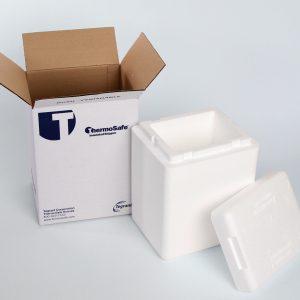 Small Sample Shipping Box