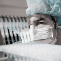 Assaying Saliva in a Lab