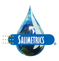 Salimetrics Around the World Logo
