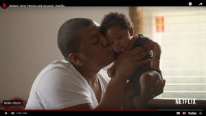 Salivary Oxytocin on Netflix's Babies